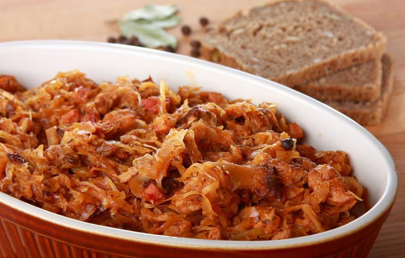 Jedzenie w polskich restauracjach